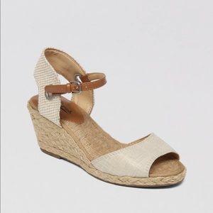 Lucky Brand Kyndra Espadrille Wedge Sandal